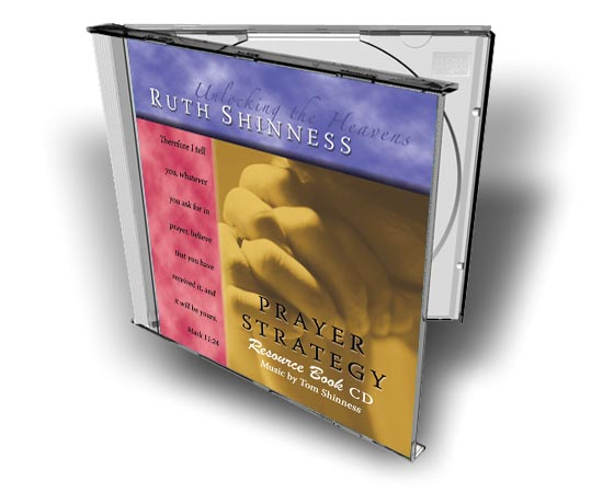 Prayer Strategy Resource Book - 3 Pack CD
